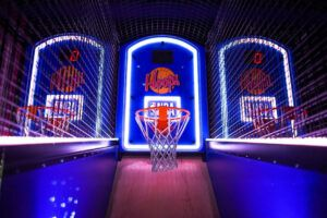 Best Indoor Basketball Arcade Game