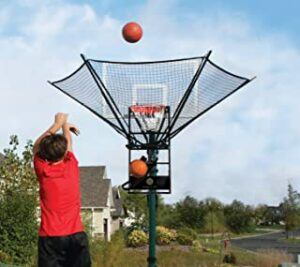 Basketball Ball Return Machine