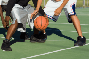 example of a turnover in basketball